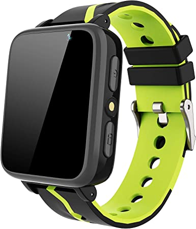 Amazon.com: Reloj inteligente para niños y niñas – Pantalla ...