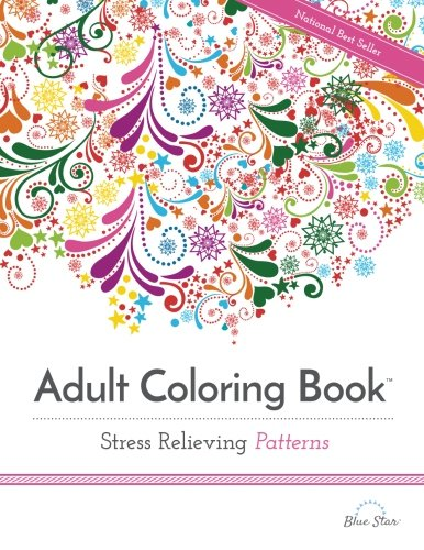 Adult-Coloring-Book-Stress-Relieving-Patterns