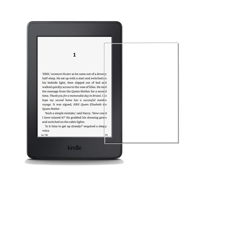 JHTC Protector de Pantalla para Amazon Kindle Paperwhite, Cristal ...