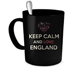 England Mug | amazon.com