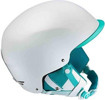 Rossignol - Helmet Spark - EPP - Girly White color blanco mujer - mujer - blanco, blanco: Amazon.es: Deportes y aire libre