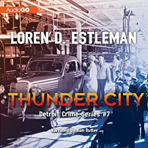 Thunder City Audiobook