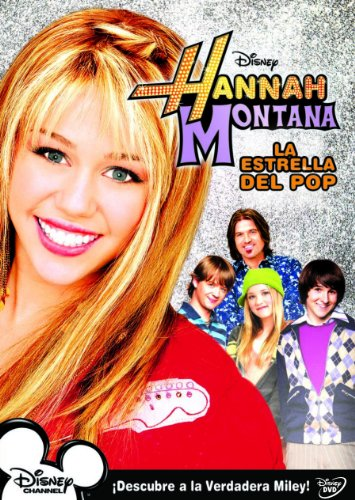 Hannah Montana: La Estrella Del Pop (Import Movie) (European Format - Zone 2) (2009) Miley Cyrus; Mitchel M