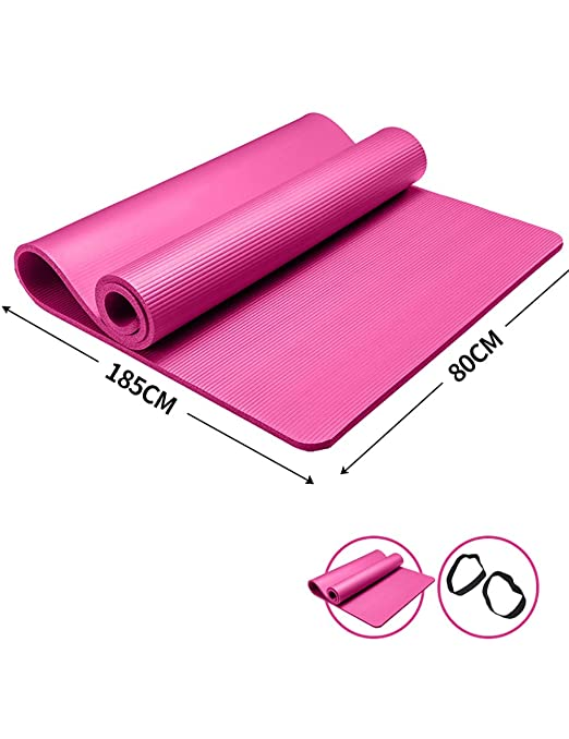 FANGFA-yujd - Esterillas de Yoga Antideslizantes, Ideales ...