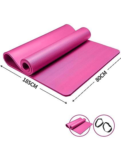 Amazon.com: FANGFA-yujd Yoga Mats Non Slip Gym Suitable for ...