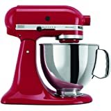 KitchenAid RRK150ER  5 Qt. Artisan Series - Empire Red (Certified Refurbished)