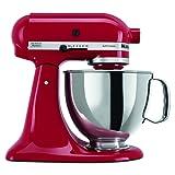 KitchenAid RRK150ER  5 Qt. Artisan Series - Empire Red (Certified Refurbished)