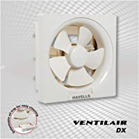 Havells FHVVEDXOWH08 Ventil Air Dx 200mm Sweep Size Fan (Off White)