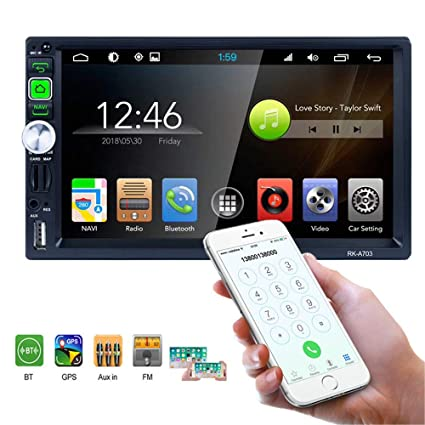 Amazon com: Android 7 Car Digital Audio Video Stereo Auto