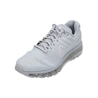 Nike Shoes Air Max 2017 SE Pure PlatinumWhite 2018