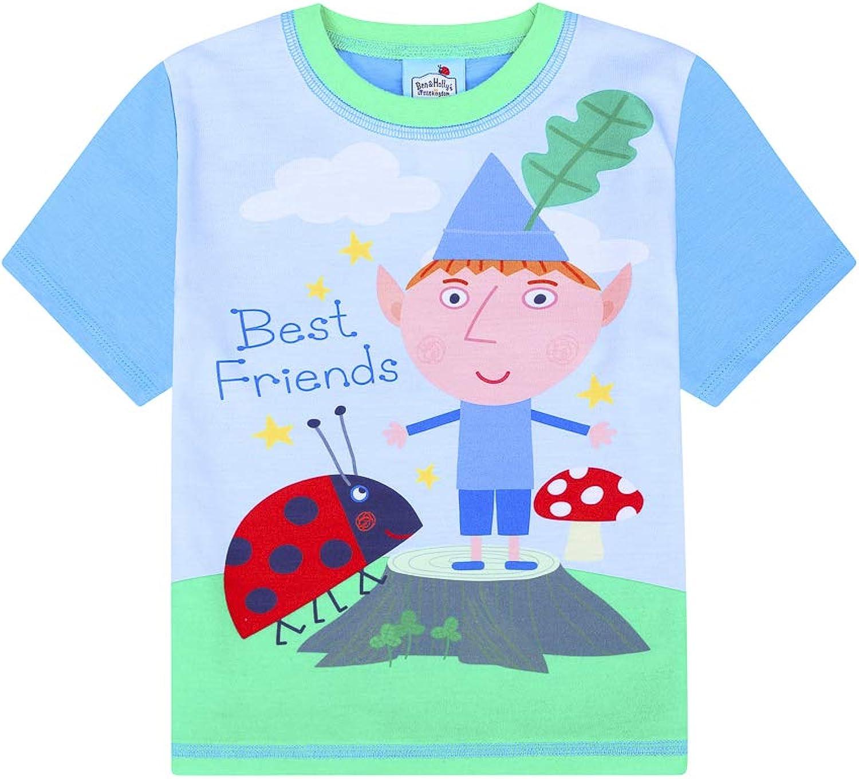 Boys Ben and Holly Best Friends Little Kingdom Short Pyjamas