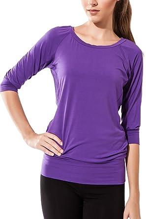 Sternitz Shirt Fitness Women Ananda Ideal For Pilates Yoga And