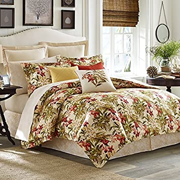 Cal King Comforter Set (Tommy Bahama Daintree Tropic)