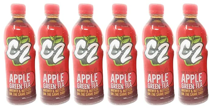 The Best C2 Apple Green Tea