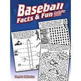 Baseball Facts & Fun Activity Book (Dover Children's Activity Books)