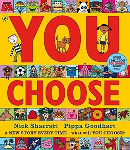 You Choose  Amazon.co.uk  Pippa Goodhart 0d3afe90c