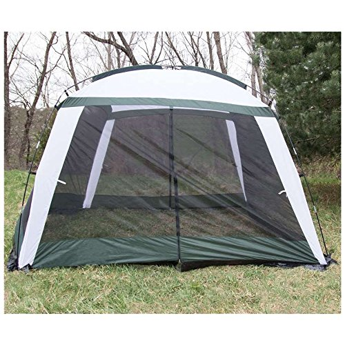 Tahoe Gear Pine Creek Durable 10 x 10 Feet Wide Floorless Tent Screen House With Open  sc 1 st  C&ing Companion & Tahoe Gear Pine Creek Durable 10 x 10 Feet Wide Floorless Tent ...