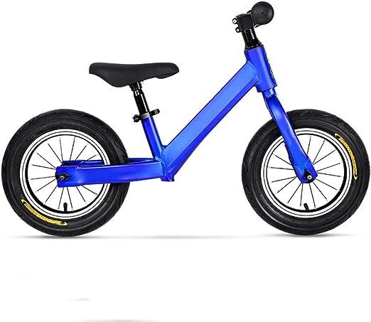 HHXX Bicicleta de Equilibrio para niños, Ligera, sin Pedal, 2~6 ...