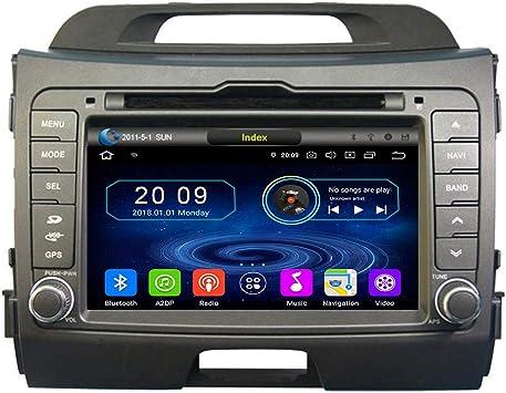 Taffio 8 Touchscreen Android Autoradio Dvd Gps Elektronik