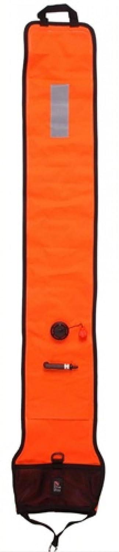 Dive Rite Surface Marking Tube 5 Din Hybrid Orange