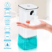VEEAPE Dispensador de jabón automático, 280ml Sensor Infrarrojo