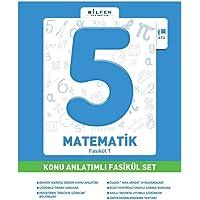 5.Sınıf Matematik Konu Anlatımlı Fasikül Set - Bilfen