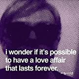 Love Affair Art Print by Andy Warhol 12 x 12in