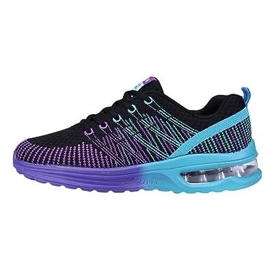 079e8dd161050d Damen Wanderschuhe Frauen Wasserdichte Wanderschuhe Net Schuhe Mode  Luftpolster Laufschuhe Mesh Turnschuhe