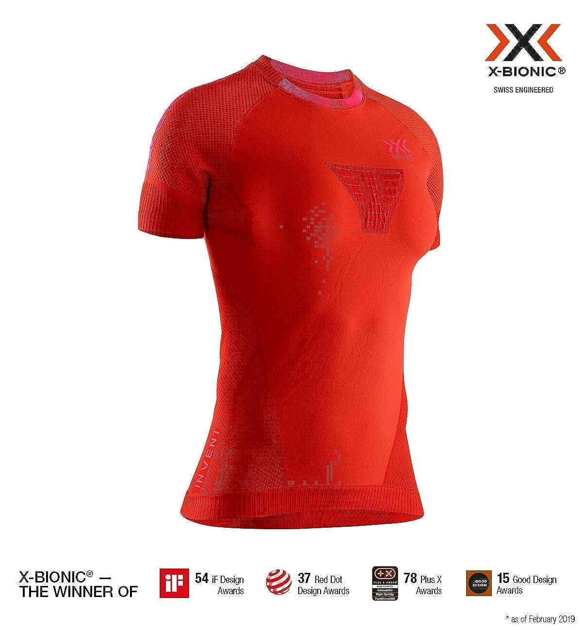 X-Bionic M/C Regulator Run Speed Camiseta, Mujer: Amazon.es: Ropa ...