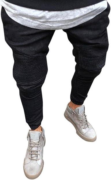 Hosen Jogginghosen Jogger Straight Leg Skinny Männer S Slim Fit Arbeit