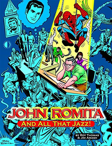 John Romita Cover (John Romita, And All That Jazz)