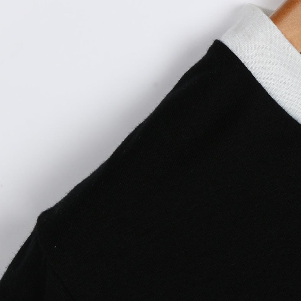 Homebaby/® T Shirt Donna Vintage Gilet Tumblr Estiva Particolari Magliette Corte Ragazza Tumblr T-Shirt Donna Nero Maglietta Donna Manica Corta Elegante
