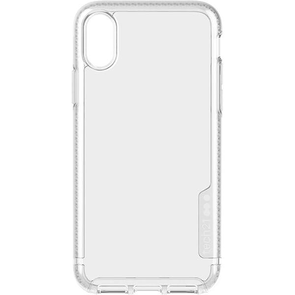 tech21 Pure Clear Funda Protectora para Apple iPhone 7 / iPhone 8: Amazon.es: Electrónica