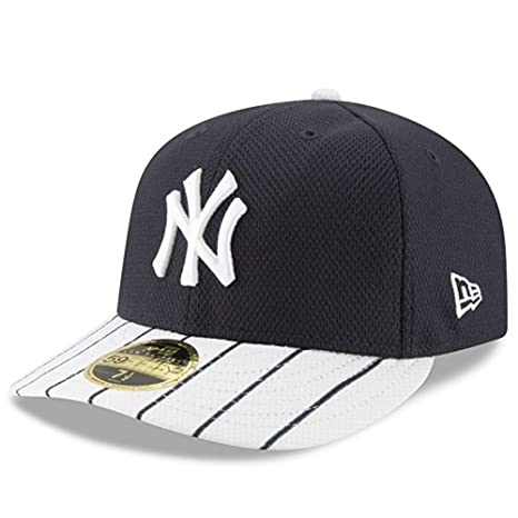 pretty nice 46e26 8bb71 Image Unavailable. Image not available for. Color  New York Yankees New Era  Low Profile Diamond Era Fitted ...