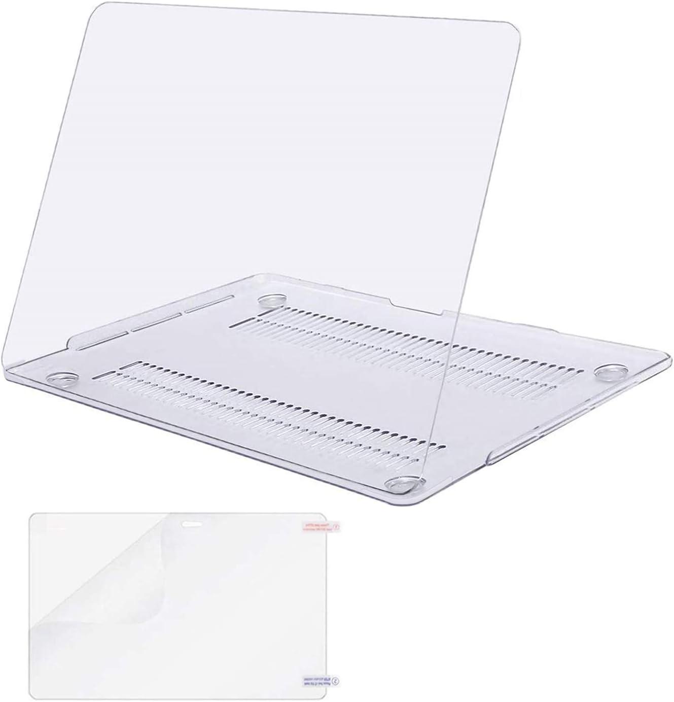 Funda  y protector de teclado para MacBook Pro 13-Clear