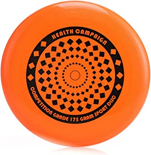 Gugutogo Giocattoli da gioco per adulti per bambini volanti di dimensioni 27cm Ultimate Flying Disc per bambini (colore: blu)