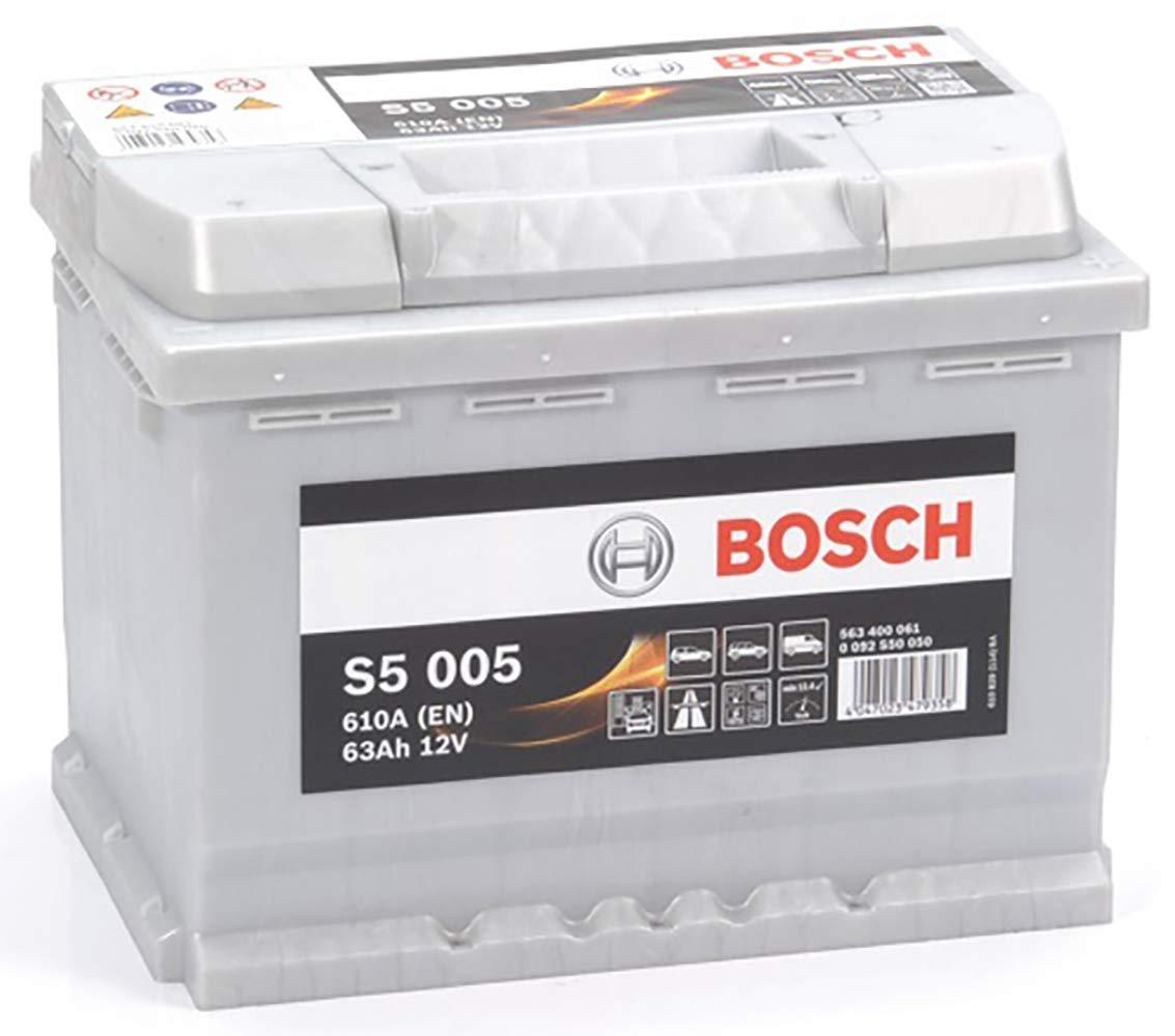 Bosch S5 Car Battery Type 027