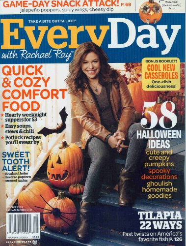 Everyday with Rachael Ray Magazine October 2013
