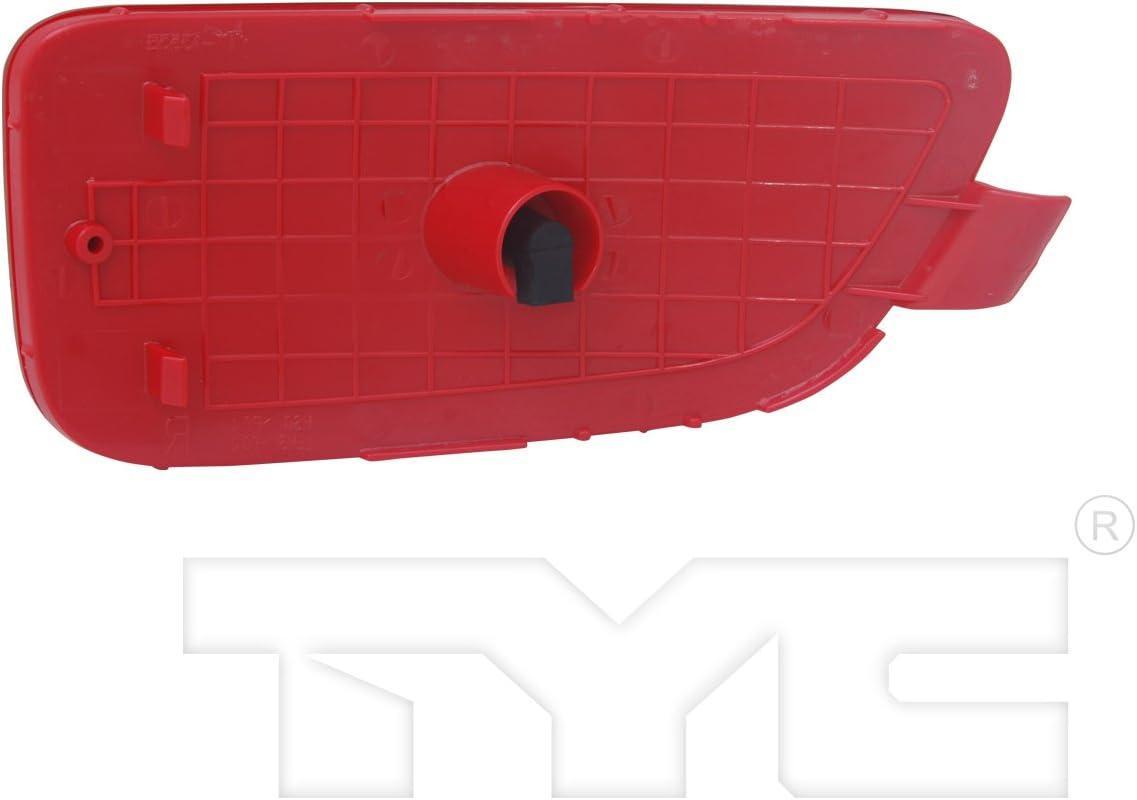 TYC 17-5316-00-9 Honda Pilot Left Replacement Reflex Reflector