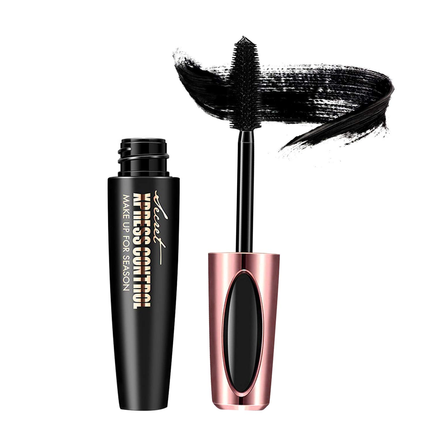 Secret Xpress Control 4D Silk Fiber Mascara