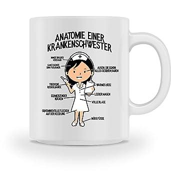 Shirt O Magic Krankenschwester Anatomie Geschenk Kranken Pfleger