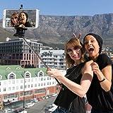 BrainyGadgets 3362313 Extendable Monopod Selfie