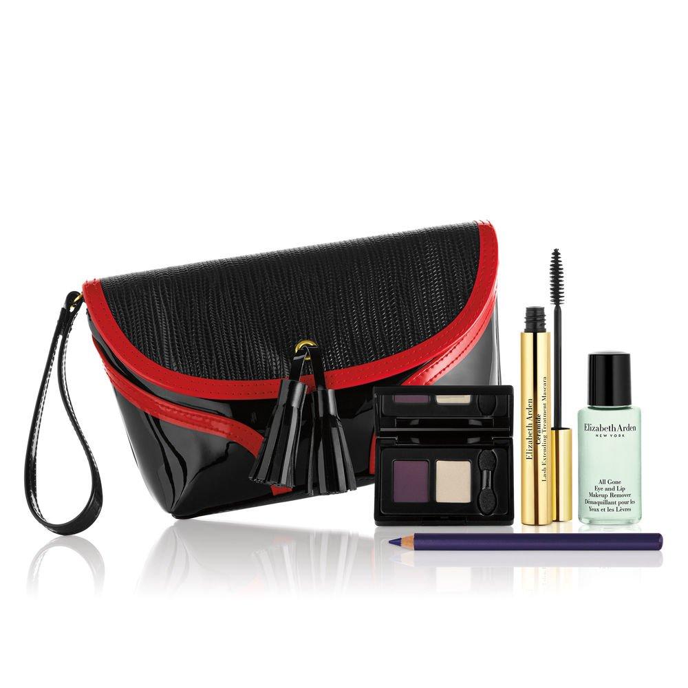 Elizabeth . A Holiday Eye Kit: Ceramide Mascara, Eye Shadow, Eye Pencil and Eye Makeup Remover
