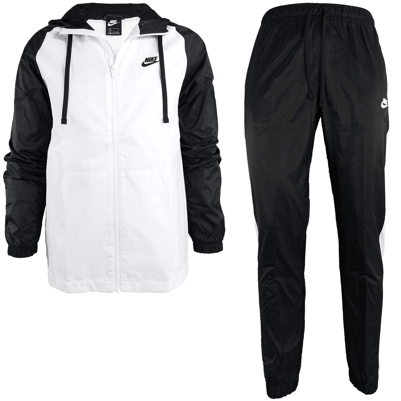 Nike M NSW CE TRK Suit HD WVN Trainingsanzug, Herren