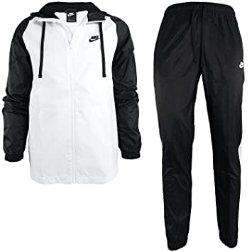f5f4800bc3c95 Nike M NSW CE TRK Suit HD WVN Trainingsanzug