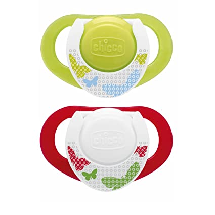 Chicco 00005732000000 - Chupete Physio caucho strong (4 mese + 2 ...