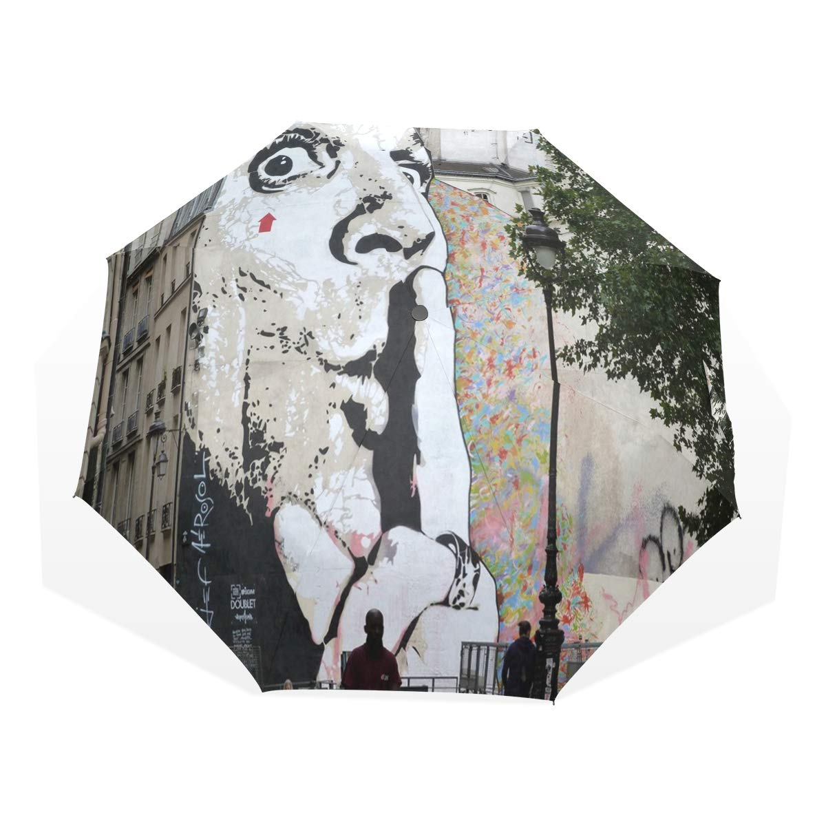 HangWang 傘 ユリのPulitzer 旅行 ゴルフ 太陽 雨 防風 傘 UV保護 子供 女の子 男の子 B07NRSG63Y パターン2 37.8\