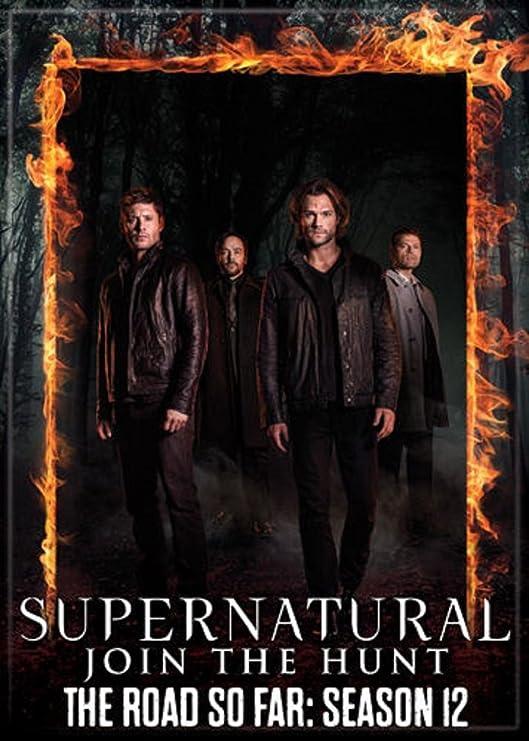 "Supernatural Join The Hunt Refrigerator Magnets Size 2.5/"" x 3.7/"""