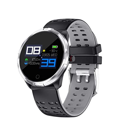 Amazon.com: UKCOCO X7 Smart Watch IP68 Waterproof Men Sports ...