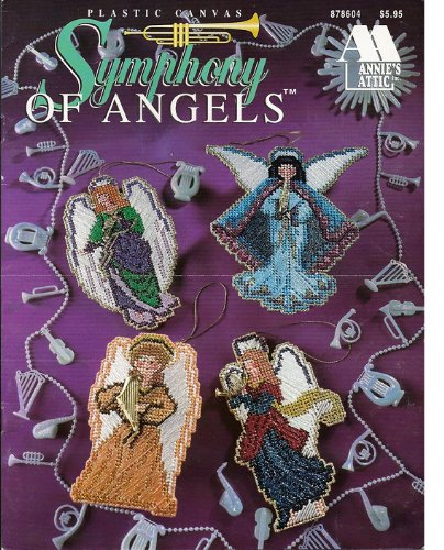 Symphony of Angels Plastic Canvas - Annie's Attic #878604 (Symphony Of Angels compare prices)